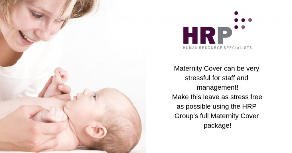 Maternity Cover HR specialists HRP Group
